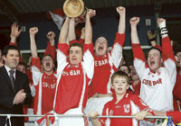 2005 5 in a row champions & Stradbally GAA grounds